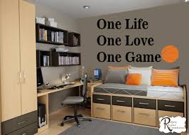 basketball quote for teen boys bedroom sports wall decal zoom