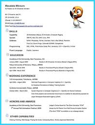 creative free resume templates templates for resumes free marvelous resume sles types of resume