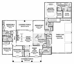 european style house plan 4 beds 3 5 baths 2755 sq ft plan 21