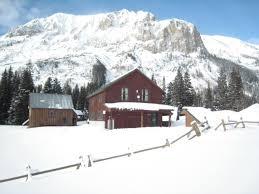 winter hut rental rocky mountain biological laboratory