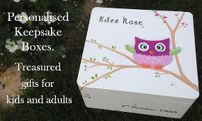 personalised keepsake box wooden keepsake boxes memory boxes and clocks personalised by