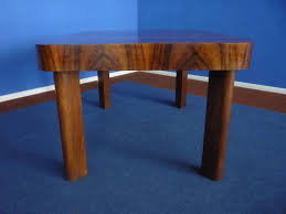 1930 Dining Room Furniture Deco Extendable German Walnut Dining Table 1930s For Sale At