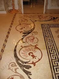 water jet cut marble flooring marble slabs flooring designs
