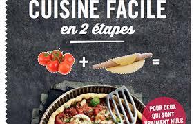 livre de cuisine facile cuisine facile en 2 é tiré du couper foutre aux