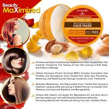 Best Deep Conditioner For Colored Natural Hair Arvazallia Advanced Hair Repair Daily Conditioner With Argan Oil