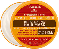 amazon com rejuvenating hair mask and deep conditioner for color