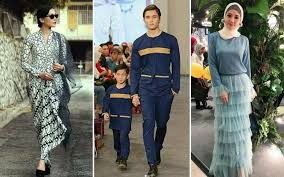 baju kurung moden zaman sekarang 7 perbezaan baju raya dahulu dengan sekarang no 5 tu macam oops