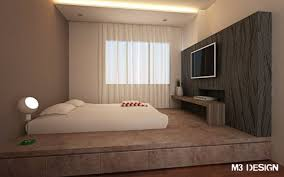 Platform Bed Singapore Elevated Platform Bed That Helps To Save Space And Maximise Room