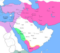 Map Of Islam Around The World by Maps The History Of Byzantium