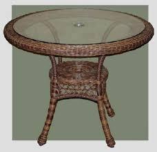 Patio Furniture Round Round Patio Table Backyard Landscape Design
