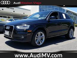 pre owned audi suv audi certified pre owned inventory mission viejo used audi