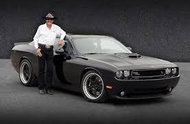 richard petty signature series dodge challenger amcarguide com
