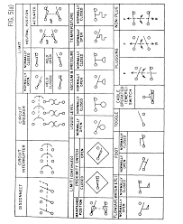component electrical schematic symbols chart photo patent