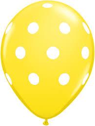 polka dot balloons giant balloons large balloons 36 inch