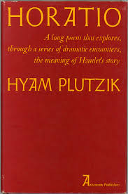 Fascinating Meaning by A Great Stag Broad Antlered Rediscovering Hyam Plutzik