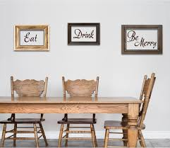 dining room best dining room vinyl wall quotes good home design