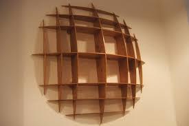 circular wall shelf u2014 johnson furniture