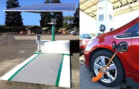 build your own ev charging station ev arc world s first self contained mobile solar charging station