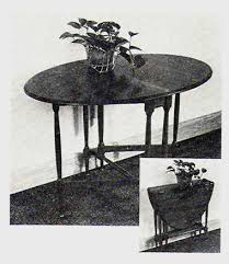 Free Shaker End Table Plans by Tables Drop Leaf At Woodworkersworkshop Com