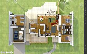 virtual floor plans a virtual look into julius ralph davidson u0027s case study house 1
