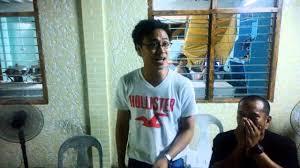 K Hen Online Khen Magat Arrives In Ilocos And Freestyles Youtube