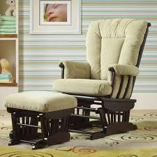 Nursery Glider Chair And Ottoman 16 Best Nursery Glider Images On Pinterest Glider Rockers