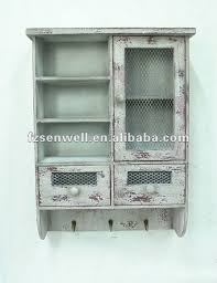 Shabby Chic Kitchen Wall Cabinet For Seasoning View Cabinet - Wall cabinet kitchen