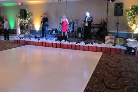 floor rentals white floors orlando floor rentals weddings and events