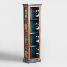 Bookcase Shelf Support Emerson Shelving World Market