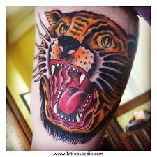 sailor jerry tiger 2 tattoospedia sailor tiger tattoos