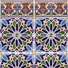 marokkanische fliesen alhambra bei ihrem orient shop casa moro