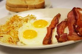breakfast the mineshaft
