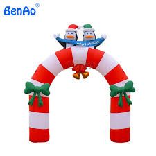 online get cheap inflatable outdoor christmas decorations