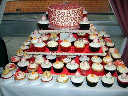 80th birthday cake and chinese cupcakes the chinese peache u2026 flickr