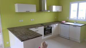 meuble cuisine vert pomme déco cuisine scandinave meuble 23 denis 01571258 bureau