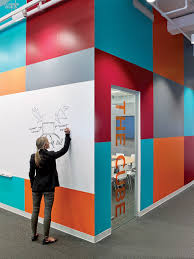 Big White Boards They U0027re Onto Something Big Appnexus U0027s Playful Flatiron Office By