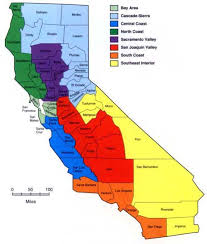 california map regions california danryan us