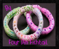 make loom band hair pins 809 best monster tail patterns images on pinterest monster tail