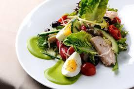 restaurant cuisine nicoise salade niçoise recipe great chefs