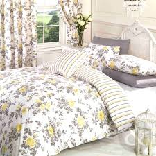 vintage floral duvet cover poly cotton print bedding bed quilt