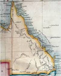 Batavia World Map by Mapping A New Colony 1860 80 Queensland Historical Atlas