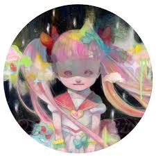 introducing art hikari shimoda u2013 eyes on walls
