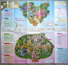 printable map disneyland paris park 2 parks 1 plan meet the new single park map dlp today
