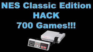 how to add 700 games nes classic mini edition hack youtube