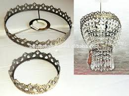 Chandelier Frame How To Make Your Own Chandelier Crystal U2013 Eimat Co