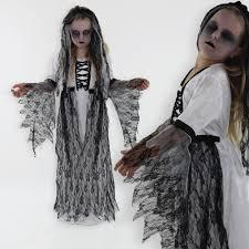 Dead Bride Halloween Costumes Girls Corpse Bride Halloween Costume U2013 Fancy Dress Madness