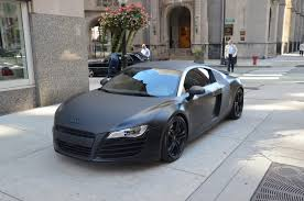 audi supercar black 2009 audi r8 quattro stock gc1192a for sale near chicago il