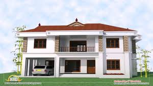kerala floor plans 4 bedroom 2 story house floor plans in kerala youtube