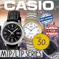 Jam Tangan Casio Mtp buy jam tangan casio pria wanita deals for only rp438 000 instead of