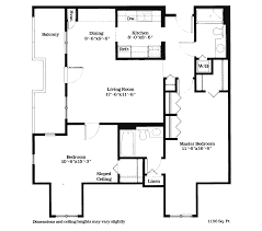 Floor Plan Of A Living Room Independent Living Pomperaug Woods Southbury Ct
